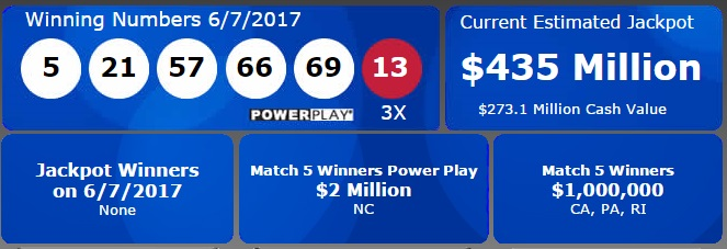 435-million-powerball-10-june-2017