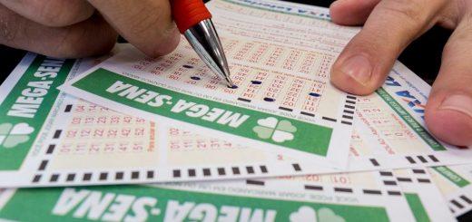 Mega Sena Lottery of Brazil