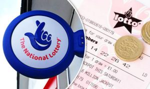 UK National Lottery Tickets Online